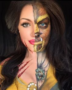 These Disney makeup transformations are giving us serious Halloween inspo