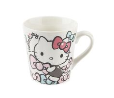 Hello Kitty Mug: Cute Ribbon