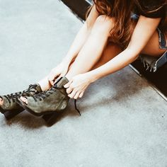 NEW IN: the Danica Lug Combat | The Frye Company