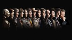 13 < I love that someone just stuck a photo of Capaldi in there. =)
