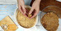 MARLENKA GOLYÓ RECEPT VIDEÓVAL - Marlenka golyó készítése Croissant, Panna Cotta, Sweets, Recipes, Food, Gummi Candy, Candy, Rezepte, Croissants