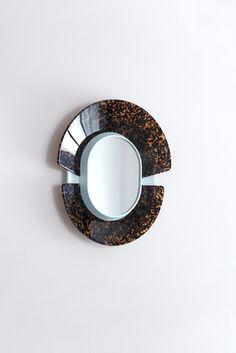 Jean Baptiste FATREZ - Mask Mirrors - acetate panel