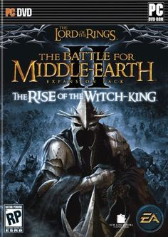 The Lord of the Rings, The Battle for Middle Earth II: Rise of the Witch King Expansion Pack