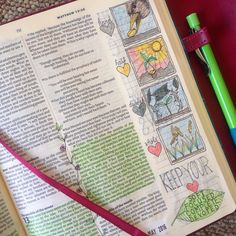 Heart Condition. The Parable of the sower. Draw Close Blog. Bible art, Bible journaling, devotion and study. Matthew 13