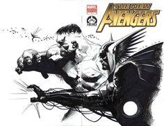 Avengers•Jae Lee