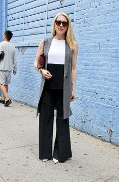 Peças versáteis e estilosas te ajudam a tirar o look de trabalho da mesmice - Blog da Cris Feu