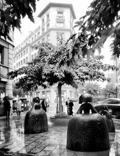 OBRAS DE MANOLO VALDEZ Bilbao, Calle Ercilla