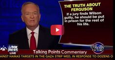 Bill O'Reilly cuts his vacation short to shout at MSNBC, Ferguson and Al Sharpton