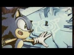 SONIC: Sonic Youth (by Crush 40) [With Lyrics] - YouTube