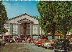 Summ-summ:  Der Meli-Park war jahrzehntelang eine der großen Attraktionen des...