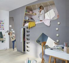 Kids Helpful Techniques For Interior Design Bedroom Spaces For Children