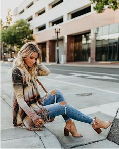 Women Midi Cardigan Autumn Striped Knitted Casual Coat Female Loose Jumper Elegant Women's Clothing Winter Shrug Tassel Sweater - Miss. Suit Fashion, Sweater Fashion, Fashion Outfits, Fashion Clothes, Fashion Ideas, Winter Outfits, Casual Outfits, Cute Outfits, Beautiful Outfits