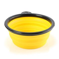 Collapsible Pet Travel Bowl Foldable Dog Compact Feeding Dish Cat Silicone Lightweight Bowl >>> Read more reviews of the product by visiting the link on the image. (This is an affiliate link and I receive a commission for the sales)