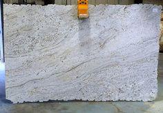 Arctiv White Leathered Granite Countertop Atlanta