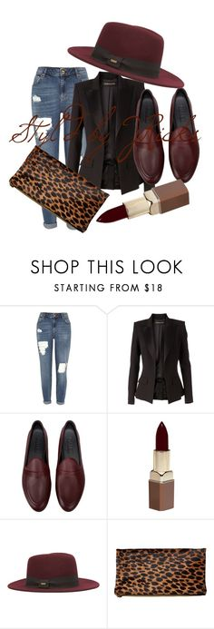 """Untitled #121"" by jrixx on Polyvore featuring River Island, Alexandre Vauthier, Galet, Fashion Fair, Nine West and McQ by Alexander McQueen"