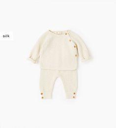 Image 1 of Silk cotton set from Zara
