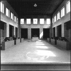Dom Hans Van Der Laan, abdijkerk Vaals