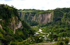 Ngarai Sihanouk, West Sumatra, Indonesia