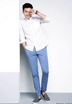 Hyun Bin - Rogatis shared by Lee on We Heart It Hot Korean Guys, Korean Men, Lee Min Ho, Asian Actors, Korean Actors, Choi Jin Hyuk, Hallyu Star, Korean Drama Movies, Kdrama Actors