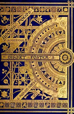 Hood's Poems Illustrated, by Birket Foster