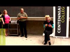 Centennial College: Ann Buller Ice Bucket Challenge Centennial College, Ann, Bucket, Challenges, Community, Buckets, Aquarius