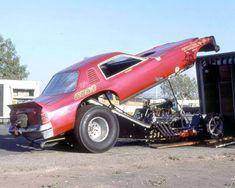 70s Funny Cars - Chuck Tiller