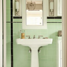 Popular Tiles For The Ground Floor Bathroom