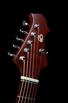 guitar headstock | acoustic-retro-headstock-front-becker-guitars