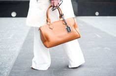 GiGi New York   Saddle Barrel Bag   District Dress Up Blog