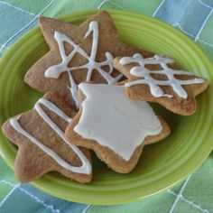 """Christmas Wishing Cookies Ok, I admit it... There were Christmases, when I just didn't have the time to bake loads of cookies. But even during those """"slim cookie"""" years, I always made Wishing Cookies. They are, by far, my family's favorites. I have been making these with and for my boys since they were little (that means, I've been making these a loooong time.) . ..."""