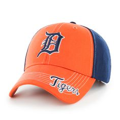6d833d8c7c1 47 Brand MLB Fan Favorite Detroit Tigers Revolver Cap Mlb Detroit Tigers