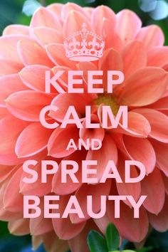 And Spread Beauty