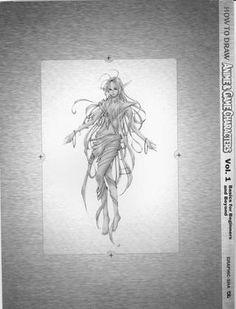 How to Draw Anime & Game Characters  Volume 1 - basic for beginners and beyond Tadashi Ozawa Graphic-sha Publishing Co., Ltd - 1999