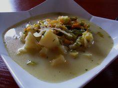 Simply delicious leek soup
