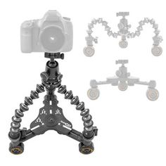 CineSkates Camera Dolly with Wheels,various configurations $139 to $299, now featured on Fab.