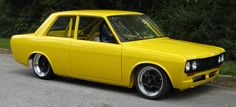 Oh how I miss my Datsun 510....(mine not one in image) I will have another some day!