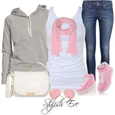 """""""Heading out to a park"""" created on Polyvore"""