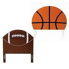 furniture of america sport themed full-size headboardfurniture
