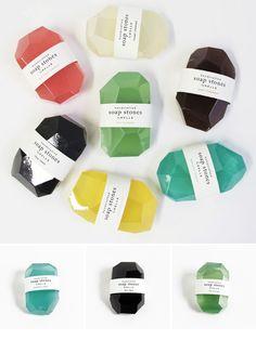 schöne Seife, Diamantseife, Diamant, Stone, Stein, Seife, Hände waschen, Geschenk, Pelle, Stone Soap, Soap-Stones, Diamond-Soap, Handmade