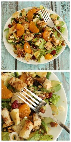 BEST SALAD EVER!!! This healthy and flavor packed salad will have them begging for more and asking for the recipe. Perfect for holiday meals and dinner parties.