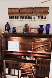 how to turn a baby grand piano into a desk ile ilgili görsel sonucu