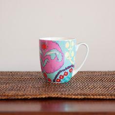 KAS TEAL SCYTHIA - Coffee Cup