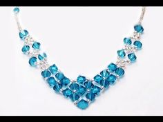 V Shape Necklace ~ Seed Bead Tutorials
