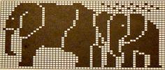 An Elephant a Day: Elephant No. 146: Paper Weaving