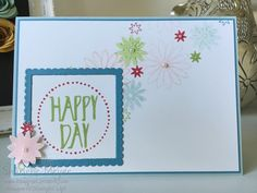 Colour Your World Blog Hop using Stampin' Up!'s new Perfectly Wrapped stamp set. Designed by Sharlene Meyer www.magpeicreate.com #stampinup #magpiecreates #colouryourworld