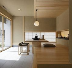 One of the most popular interior design for home is modern. The modern interior will make your home looks elegant and also amazing because of its natural material. If you want to design your home inte Interior Design Kitchen, Modern Interior Design, Interior Design Inspiration, Interior Styling, Interior Architecture, Design Ideas, Minimalist Architecture, Interior Ideas, Minimalist Design