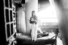 Alejandro Cegarra - Tower of David (Caracas, Venezuela) Slums, Documentary Photography, The Other Side, Documentaries, Tower, David, Couple Photos, World, Woman
