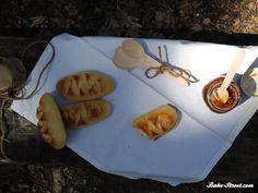 The Red Riding Hood basket: Carrot Cake jam - La cesta de Caperucita Roja: Mermelada Carrot Cake