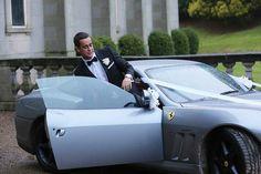 Wedding Ferrari