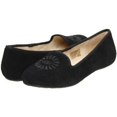 W Ugg - Alloway  Suede upper with branded embroidery at the toe,Low-profile rubber is perfect for indoor or outdoor use.